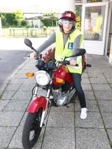 Motociklistica